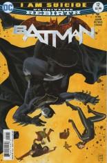Batman (2016-Present) #12 Variant A