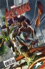 Avengers (2017) #2 Variant B