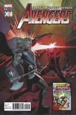 Avengers (2017) #2 Variant C