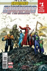 Guardians of the Galaxy (2015-2017) #15 Variant A