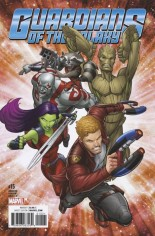 Guardians of the Galaxy (2015-2017) #15 Variant B: Animation Variant