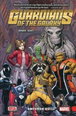 Guardians of the Galaxy (2015-2017) #TP Vol 1