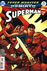 Superman (2016-2018) #13 Variant A