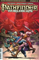 Pathfinder: Worldscape #3 Variant A