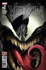 Venom (2017-2018) #2 Variant A