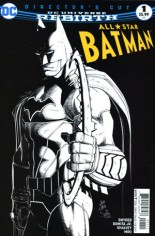 All-Star Batman (2016-2017) #1 Variant S: Director's Cut