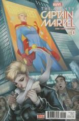Mighty Captain Marvel #0 Variant A