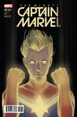 Mighty Captain Marvel #0 Variant C