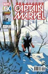 Mighty Captain Marvel #0 Variant E: Icx Variant
