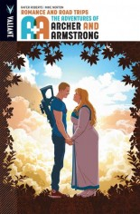 Adventures Of Archer And Armstrong #TP Vol 2