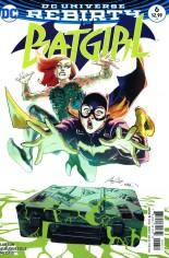 Batgirl (2016-2020) #6 Variant A
