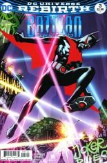 Batman Beyond (2016-Present)  #3 Variant A