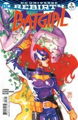 Batgirl (2016-2021) #6 Variant B