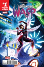 Unstoppable Wasp (2017) #1 Variant A