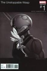 Unstoppable Wasp (2017) #1 Variant B: Hip Hop Variant