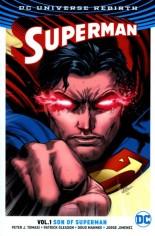Superman (2016-2018) #TP Vol 1
