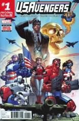 U.S. Avengers #1 Variant A