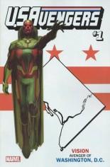 U.S. Avengers #1 Variant ZZA: Washington Dc Variant