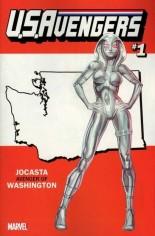 U.S. Avengers #1 Variant ZZ: Washington State Variant