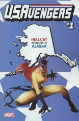 U.S. Avengers #1 Variant ZZG: Alaska State Variant