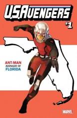 U.S. Avengers #1 Variant M: Florida State Variant