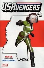 U.S. Avengers #1 Variant ZB: Mississippi State Variant
