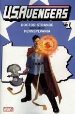 U.S. Avengers #1 Variant ZP: Pennsylvania State Variant