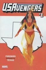 U.S. Avengers #1 Variant ZV: Texas State Variant