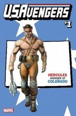 U.S. Avengers #1 Variant J: Colorado State Variant