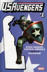 U.S. Avengers #1 Variant L: Delaware State Variant