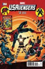 U.S. Avengers #1 Variant F: ICX Variant
