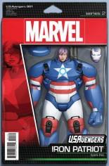 U.S. Avengers #1 Variant G: Action Figure Variant