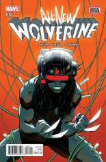 All-New Wolverine (2016-Present) #16 Variant A