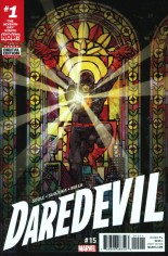 Daredevil (2016-2017) #15 Variant A