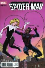 Spider-Man (2016-2017) #12 Variant D: Classic Variant