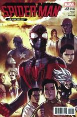 Spider-Man (2016-2017) #12 Variant B: Story Thus Far Variant