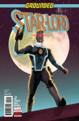 Star-Lord (2017-Present) #2 Variant A