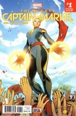 Mighty Captain Marvel #1 Variant A