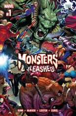 Monsters Unleashed (2017) #1 Variant A