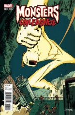 Monsters Unleashed (2017) #1 Variant B