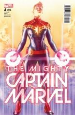 Mighty Captain Marvel #1 Variant D