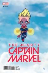 Mighty Captain Marvel #1 Variant E