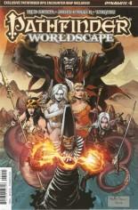 Pathfinder: Worldscape #4 Variant A