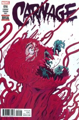Carnage (2016-2017) #16