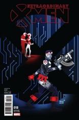 Extraordinary X-Men #18 Variant B: IVX Variant