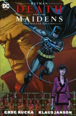 Batman: Death and the Maidens (2003-2004) #HC: Deluxe Ediition