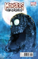 Monsters Unleashed (2017) #2 Variant C