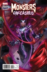 Monsters Unleashed (2017) #2 Variant G: Future Fight Variant Cover