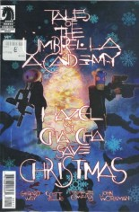 Hazel & Cha Cha Save Christmas: Tales From The Umbrella Academy #1 Variant C: Local Comic Shop Day 2019