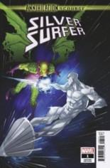 Annihilation Scourge: Silver Surfer #1 Variant B